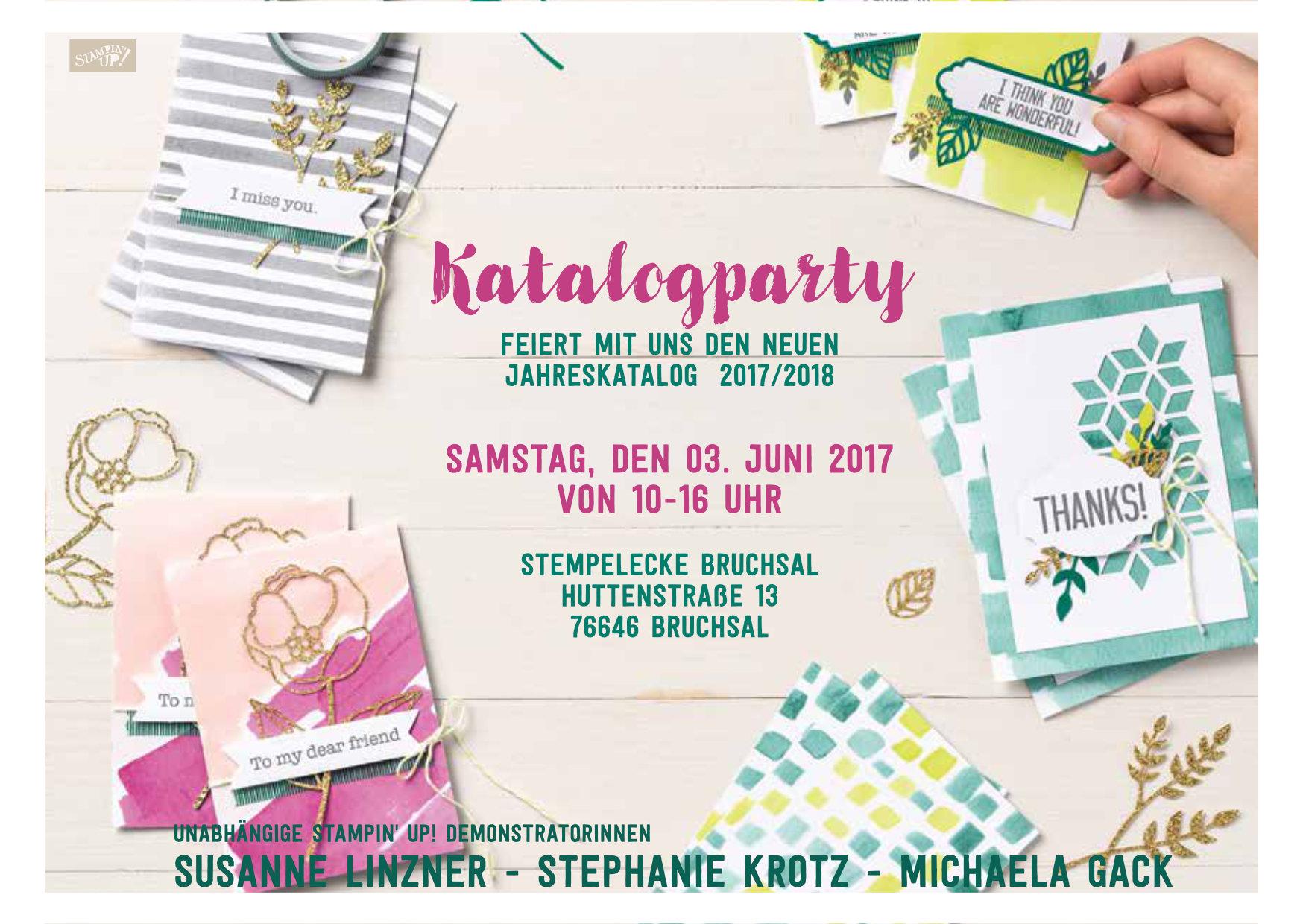 Katalogparty 2017